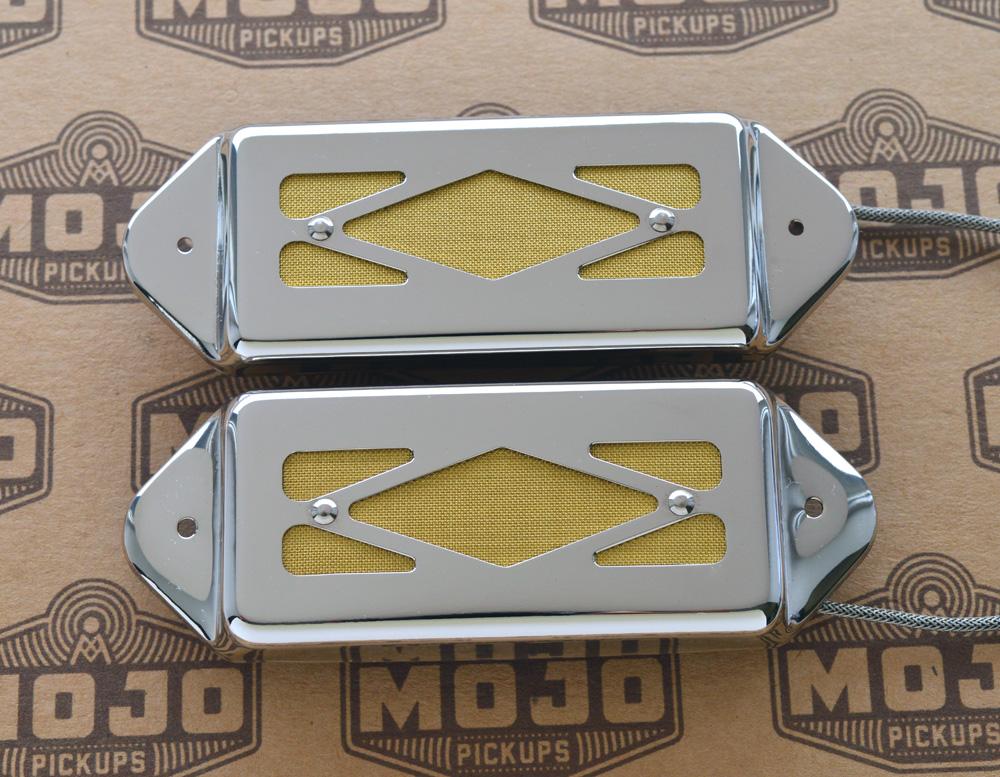 Mojo Pickups - New Stuff - theFretBoard