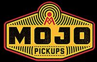 Mojo Pickups Logo
