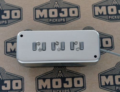 Mojo Pickups P90 staple pickups coming soon